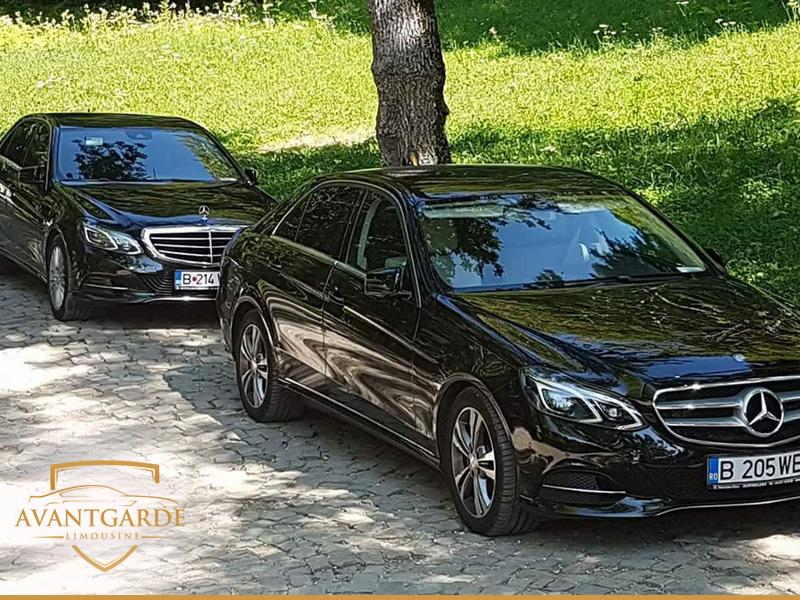 Inchiriere Mercedes E Class