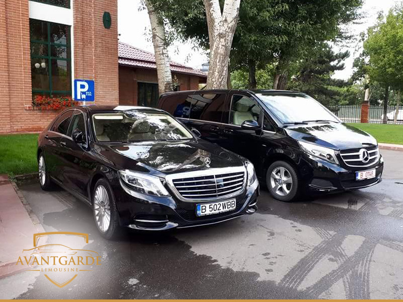 Inchiriere Mercedes S Class