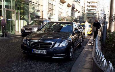 Inchiriere Mercedes cu șofer