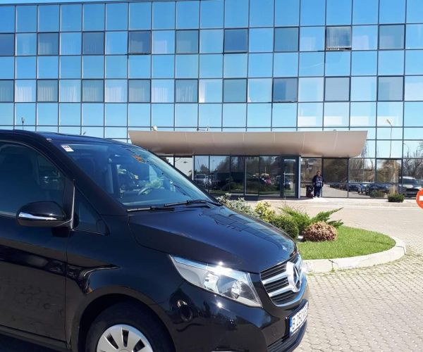 Transfer to/from the Airport - Bucharest